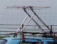 yagi horizontal antenna